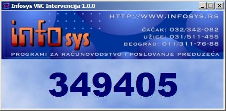 Infosys - Internet intervencija